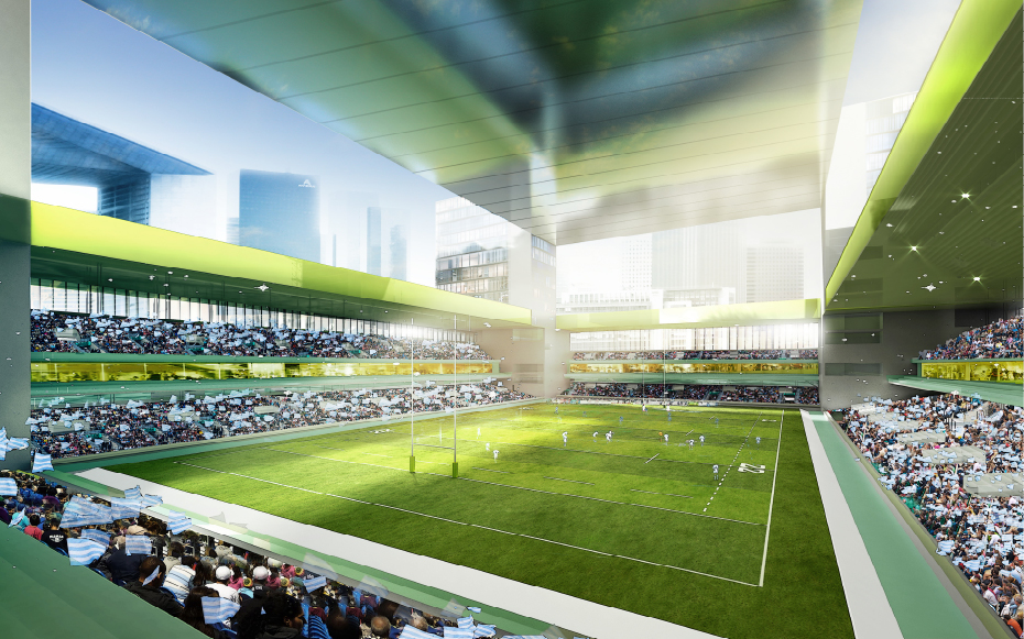 FRANCE - Stadium and Arena Development News - Page 64 - SkyscraperCity